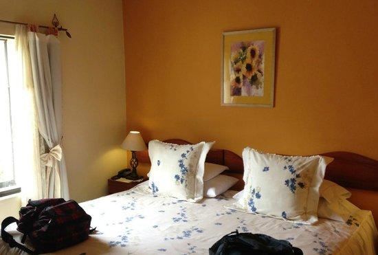 Hotel Torre Dorada : Our Room at Torre Dorada