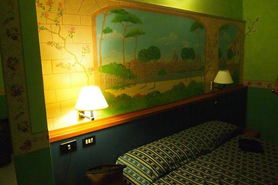 Hotel Ginevra : Doppelzimmer UG