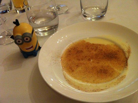 Restaurante El Astorgano: Natillas