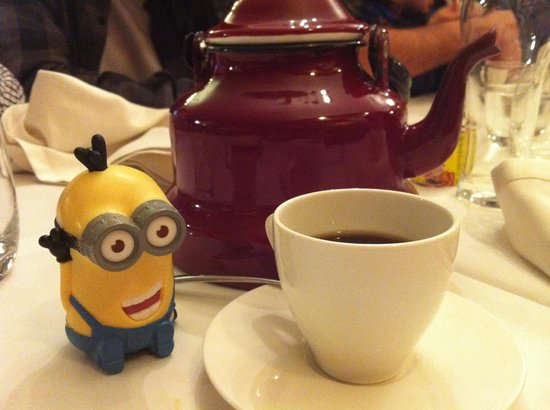 Restaurante El Astorgano: Café de puchero