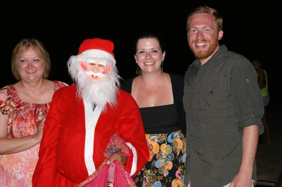 CHRISTMAS DINNER - Picture of Camp San Francisco, Canacona ...