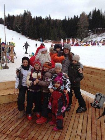 Ski Area Alpe Lusia: Natale 2013