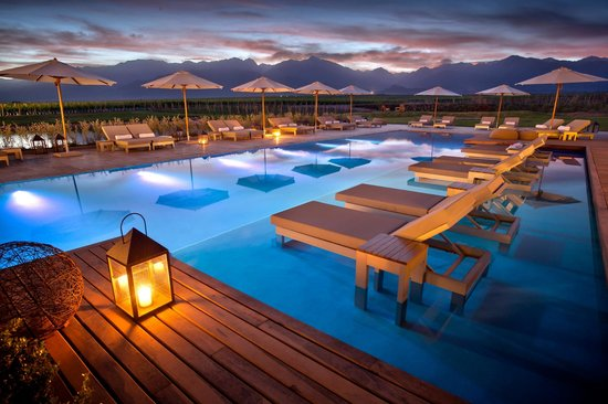 Los Sauces, Argentyna: The Vines Resort & Spa
