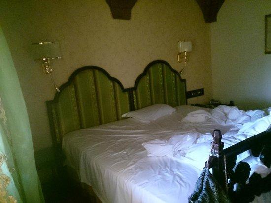 Fortaleza do Guincho: Наша постель