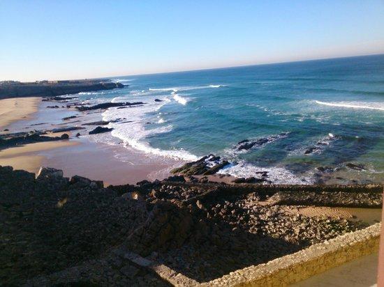 Fortaleza do Guincho: Спокойный океан