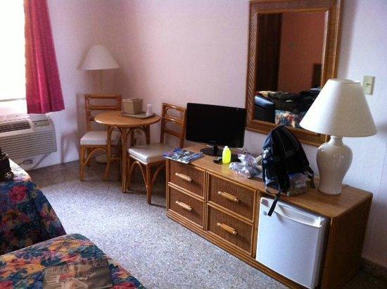 El Canario by the Lagoon : Room view 1