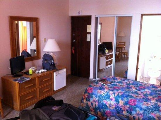 El Canario by the Lagoon : Room view 2