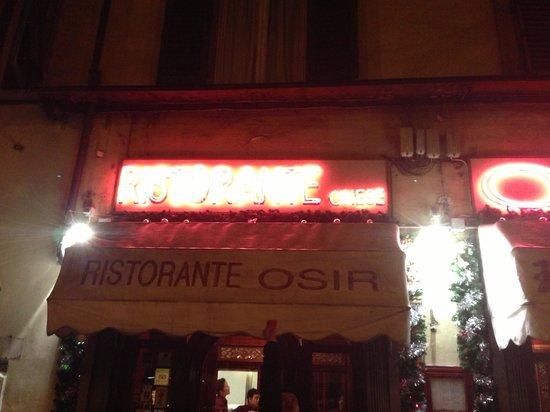 Osir: Outside