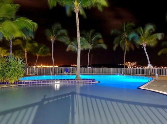 Le Flamboyant Hotel and Resort: The second pool