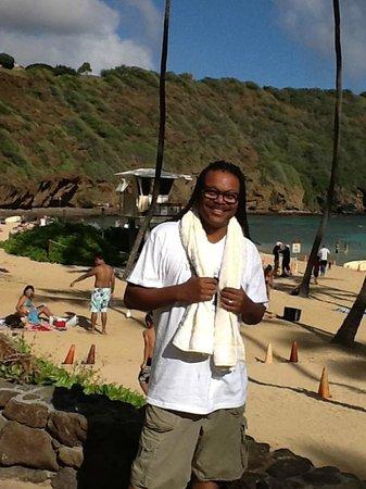 Vive Hotel Waikiki : DAY AT THE BAY