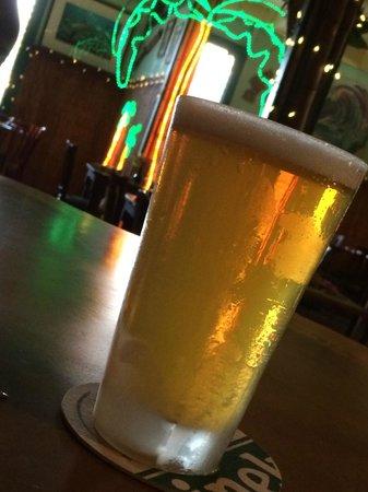 Bamboo Restaurant: Kona Brewery Beer!!!!  :)