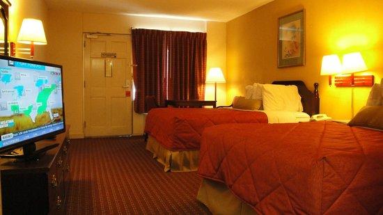 Ramada Walterboro : Two Double beds