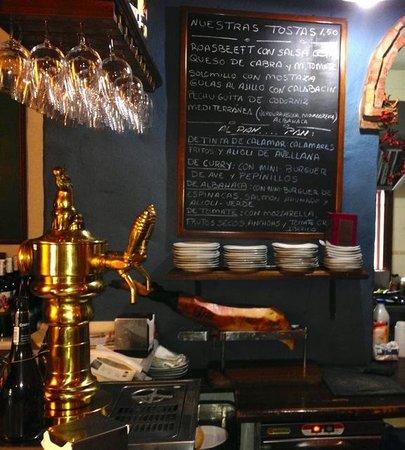 Casa Abilio: Bar