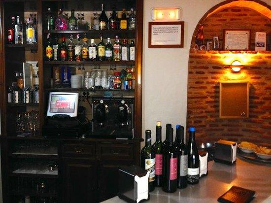 Casa Abilio: Bar view