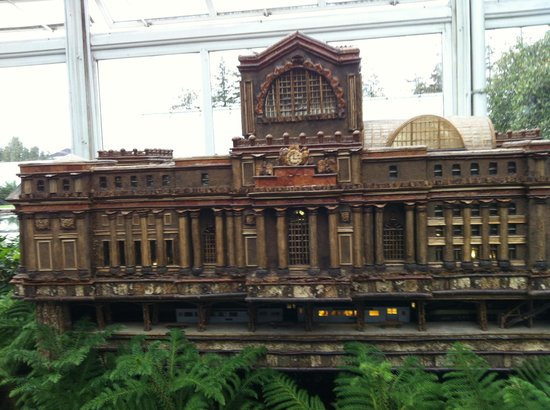 New York Botanical Garden : Long gone but not forgotten, Pennsylvania Station