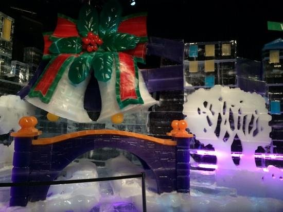 Gaylord Texan Resort & Convention Center: Ice Palace