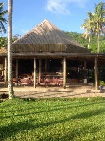 Lalati Resort & Spa: bar area