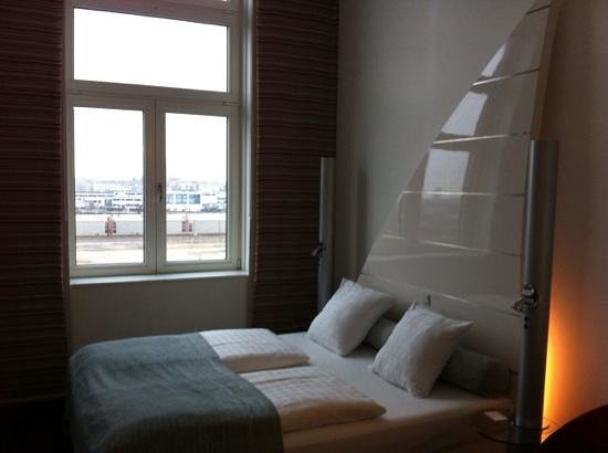 Copenhagen Island Hotel: My room