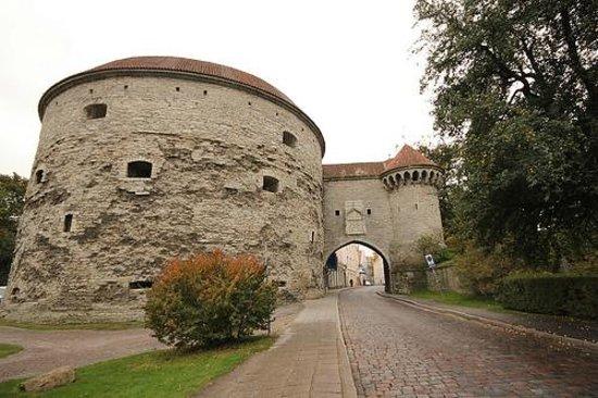 Fat Margaret (Paks Margareeta): Great Coastal Gate and Fat Margaret tower