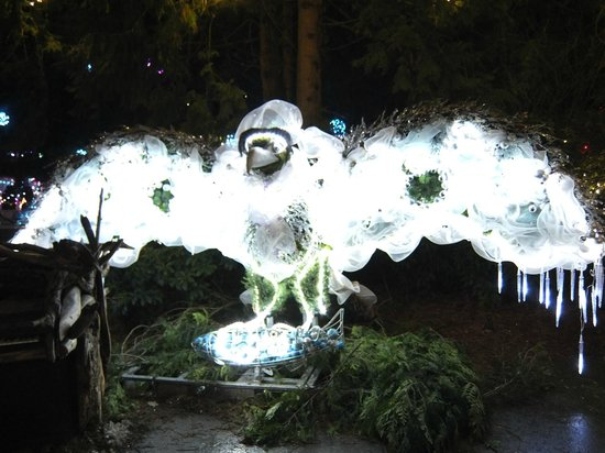 Burnaby Village Museum: The Eagle has landed!