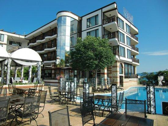 The Mill Hotel & Restaurant: Отель.