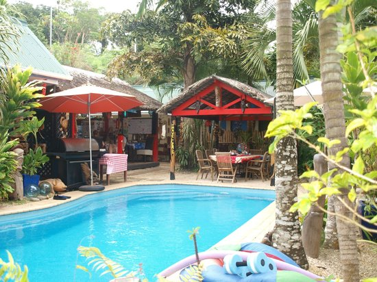 Traveller's Budget Motel : Pool