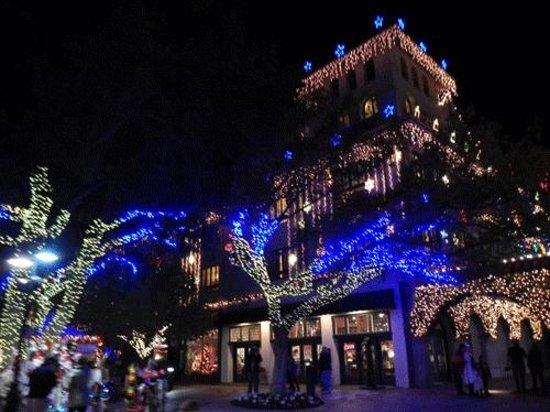 The Mission Inn Hotel and Spa: even MORE lights...