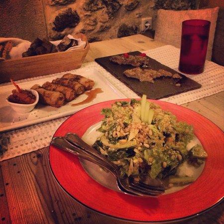 Avli: Delicious Dinner...!!