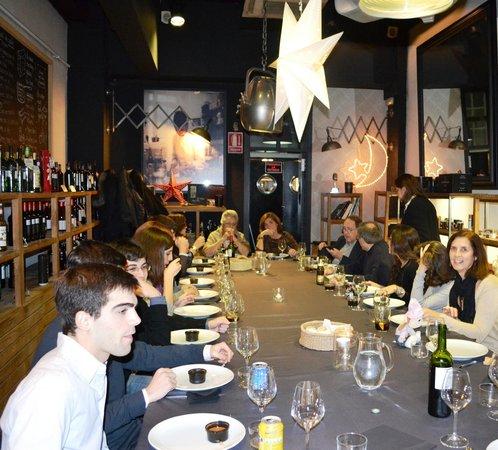Felix The Food Society: Los comensales