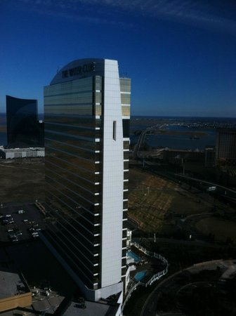 Borgata Hotel Casino & Spa: View from 38th floor
