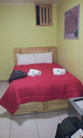 Hotel Sol y Dunas : Habitación doble