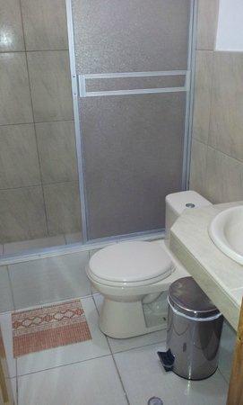 Hotel Sol y Dunas: Baño