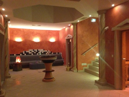 Romantik Hotel Bösehof: Wellness/Sauna Bereich