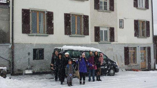 Haus Schonegg BnB : muita neve