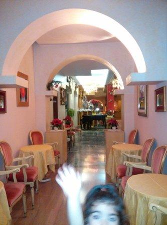 Hotel Terme Patria : bello