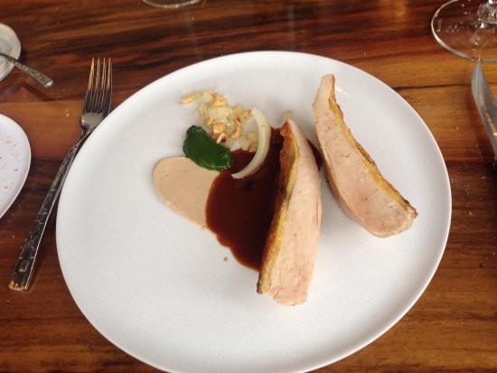 Restaurant Jean Sulpice : La pintade