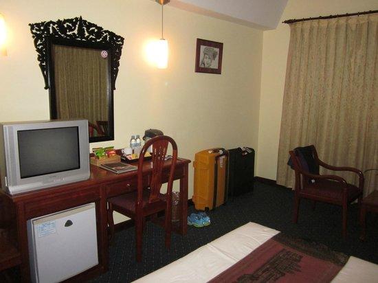 City River Hotel: Hotel room