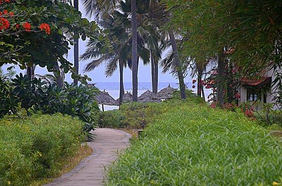 Breezes Beach Club & Spa, Zanzibar: Grounds