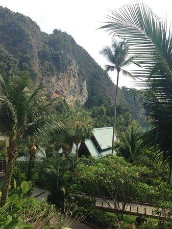 Centara Grand Beach Resort & Villas Krabi: View from room 1111