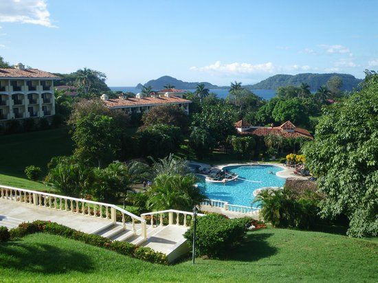 Occidental Grand Papagayo by Barcelo : view of the pool