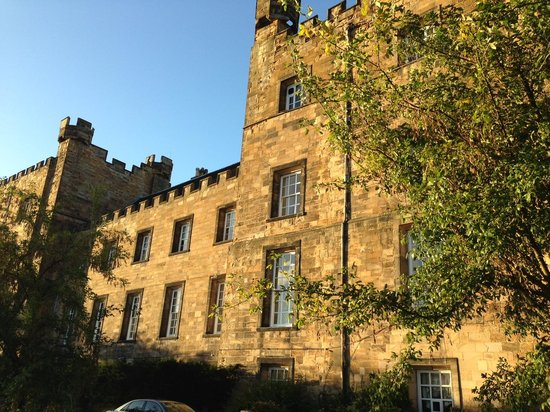 Lumley Castle Hotel: Outside View