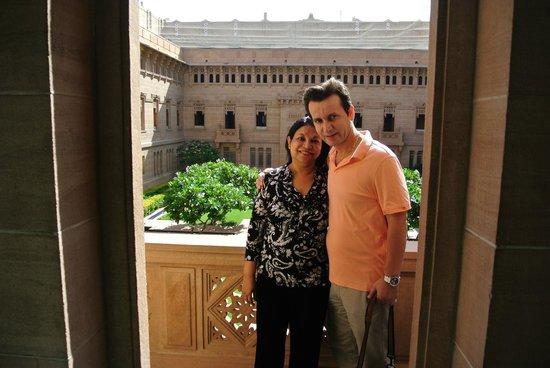 Umaid Bhawan Palace Jodhpur: Us