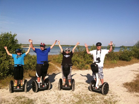 Remi's Segway Tours: Great time!