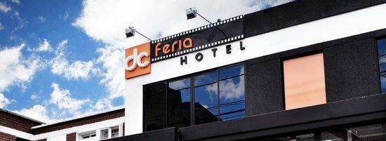 DC Feria Hotel: Fachada