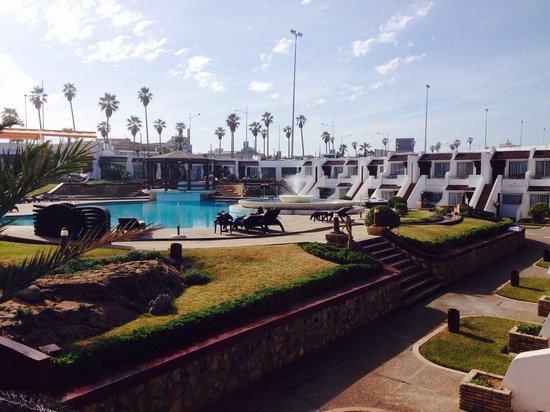Casablanca Le Lido Thalasso & Spa : The pool #1