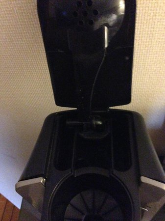 Sheraton Philadelphia Downtown Hotel: Coffee Maker