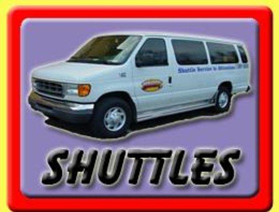 Caribe Cove Resort Orlando: Maingate Shuttle