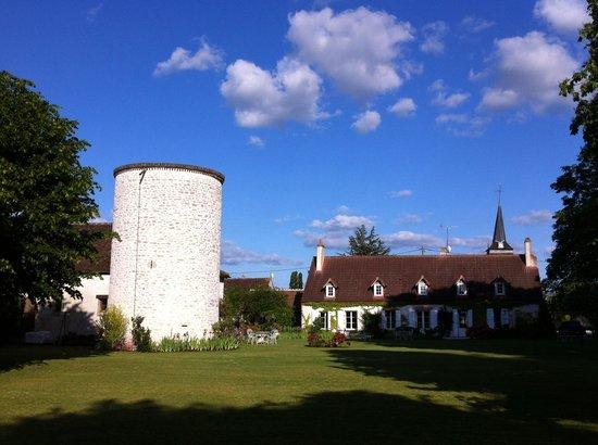 Le Vieux Donjon: Vieux Donjon