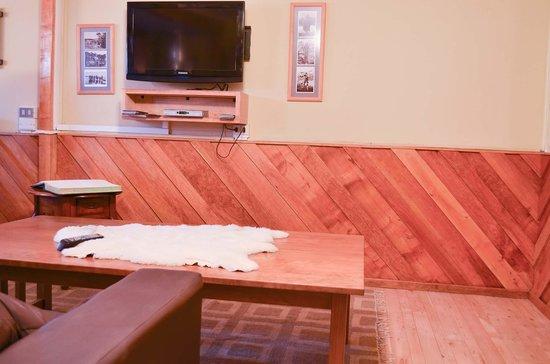 Tierra del Fuego, Chile: La sala de estar del edificio