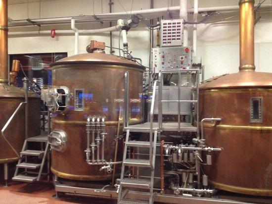 Ellis Island BBQ: Ellis Island Brewery